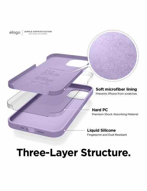 iPhone 12 Premium Silicone Cases Elago