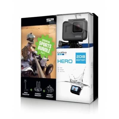 GoPro Hero LCD Essential Bundle