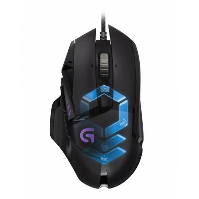 Logitech - Gaming Mouse G502