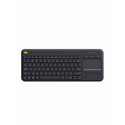 Logitech - K400 Plus Wireless Keyboard