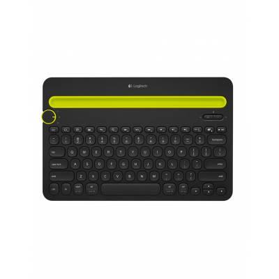 Logitech - K480 Multi-Device Keyboard