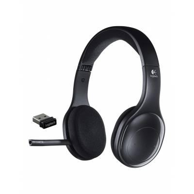 Logitech - H800 BT + Wireless Headset