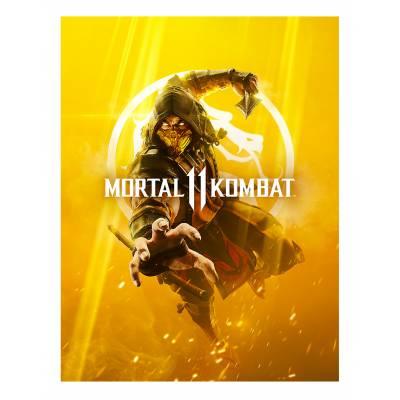 Mortal Komat II PlayStation 4