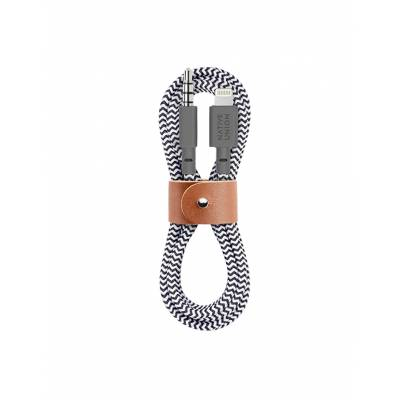 Native Union Belt Cable Aux to Lightning cable
