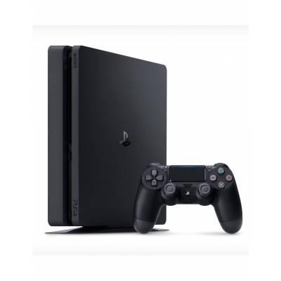 Sony PS4 Slim 500GB + 3-Games + Card R2 2018