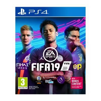 FIFA 19 Game PlayStation 4