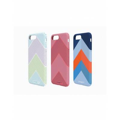 Cygnett - Skin Fine Chevron Pattern Case for iPhone 8 & 7