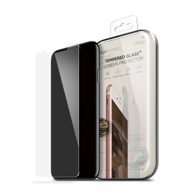 Tempered Glass + Screen Protector Film